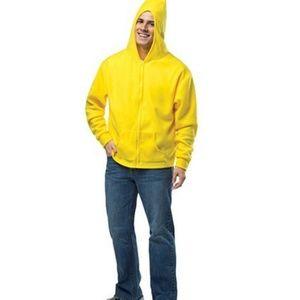 Rasta Imposta Jackets u0026 Coats - Banana Hoodie Sweatshirt Adult Costume Halloween  sc 1 st  Poshmark & Rasta Imposta Jackets u0026 Coats   Banana Hoodie Sweatshirt Adult ...